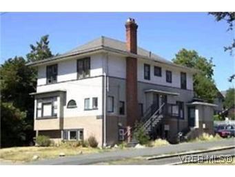 Main Photo: 1216 Richardson Street in VICTORIA: Vi Fairfield West Revenue 5+ Multiplex for sale (Victoria)  : MLS®# 227260
