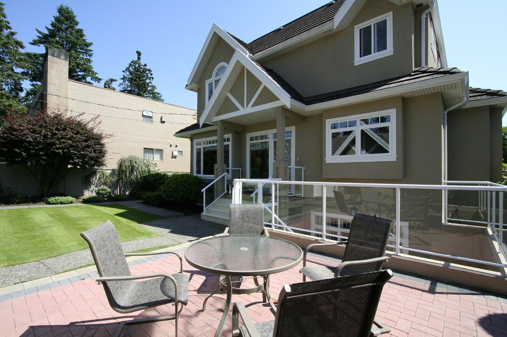 Photo 17: Photos: 1381 W 54TH Avenue in Vancouver: South Granville House for sale (Vancouver West)  : MLS®# V961726