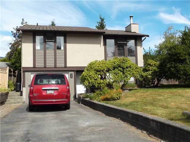 Main Photo: 1207 SECRET Court in Coquitlam: New Horizons House for sale : MLS®# V968359