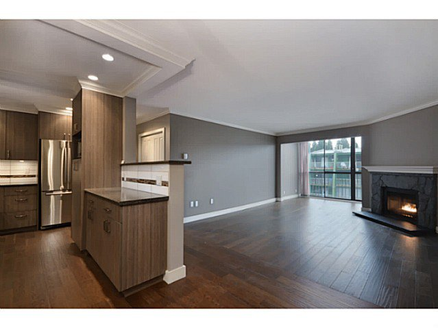 """Photo 5: Photos: 317 9101 HORNE Street in Burnaby: Government Road Condo for sale in """"WOODSTONE"""" (Burnaby North)  : MLS®# V988687"""