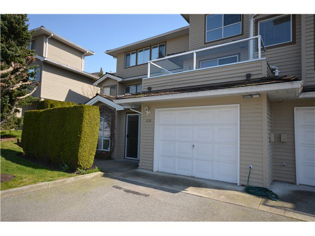 "Main Photo: 1116 ORR Drive in Port Coquitlam: Citadel PQ Townhouse for sale in ""THE SUMMIT"" : MLS®# V998900"
