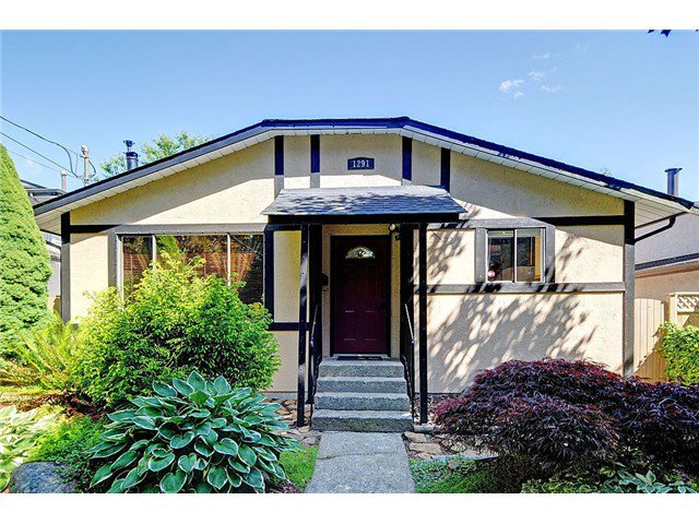 Main Photo: 1291 PIPELINE Road in Coquitlam: New Horizons House for sale : MLS®# V1012261