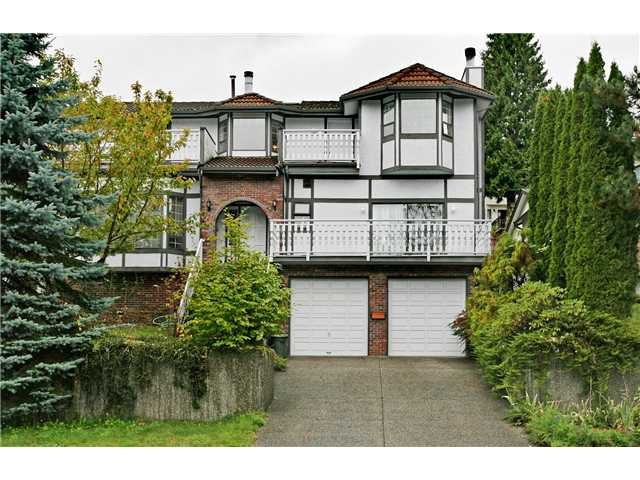 Main Photo: 456 RIVERVIEW CR, in Coquitlam,: Coquitlam East House for sale (Coquitlam)  : MLS®# V932027