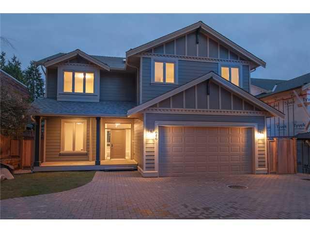 Main Photo: 646 Austin Avenue in coquitlam: House  (Coquitlam)  : MLS®# v937268