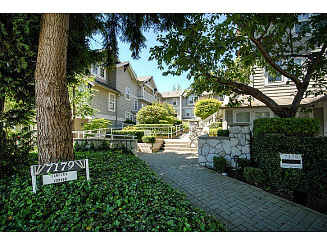Main Photo: # 11 7179 18TH AV in Burnaby: Edmonds BE Condo for sale (Burnaby East)  : MLS®# V1074196