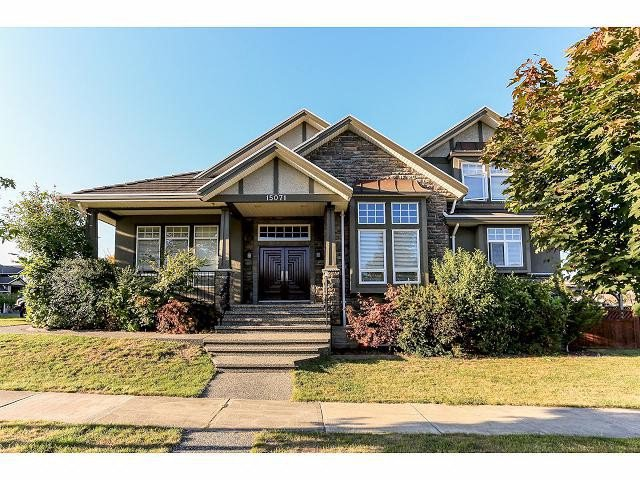 Main Photo: 15071 76A Avenue in Surrey: East Newton House for sale : MLS®# F1421243
