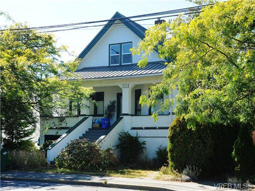 Main Photo: 2280 Foul Bay Rd in VICTORIA: SE Camosun House for sale (Saanich East)  : MLS®# 681933