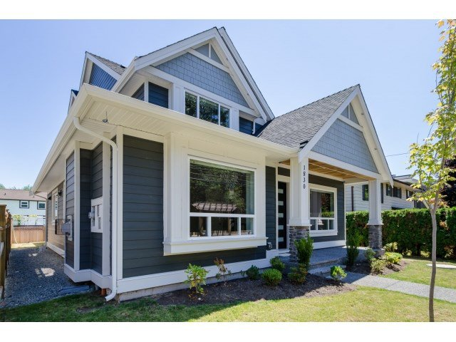 Main Photo: 1830 140 ST in Surrey: Sunnyside Park Surrey House for sale (South Surrey White Rock)  : MLS®# F1446269