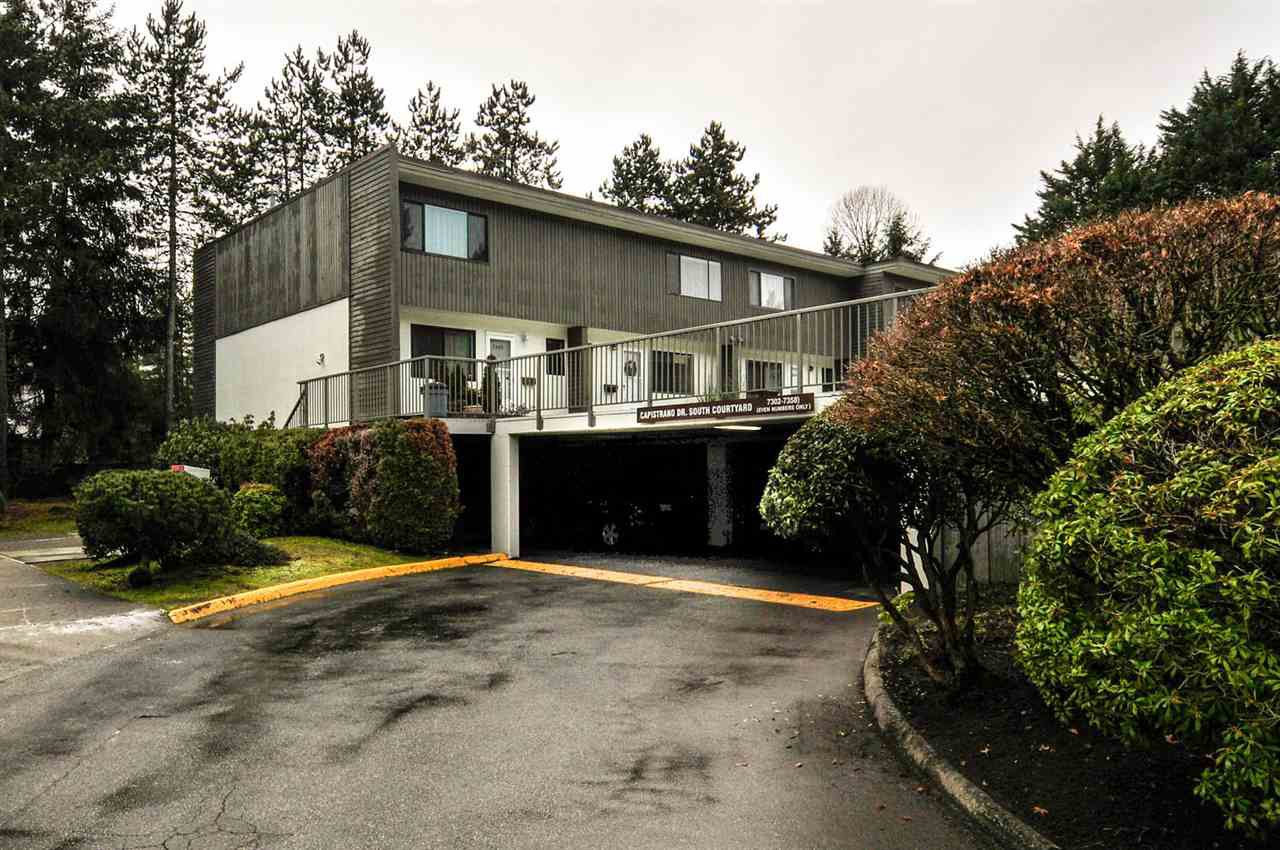 Main Photo: 7358 CAPISTRANO DRIVE in Burnaby: Montecito Townhouse for sale (Burnaby North)  : MLS®# R2024241