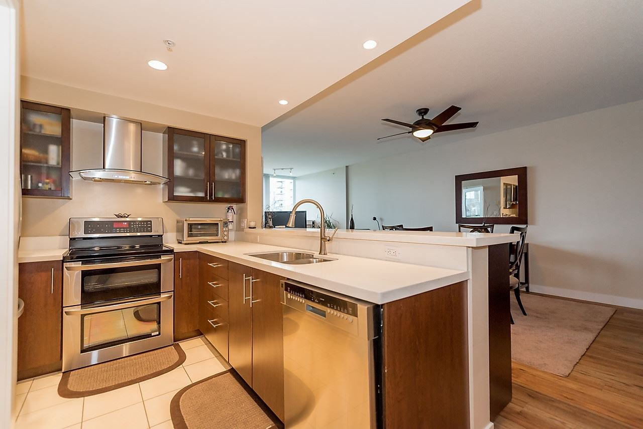 Photo 3: Photos: 706 189 NATIONAL AVENUE in Vancouver: Mount Pleasant VE Condo for sale (Vancouver East)  : MLS®# R2119151
