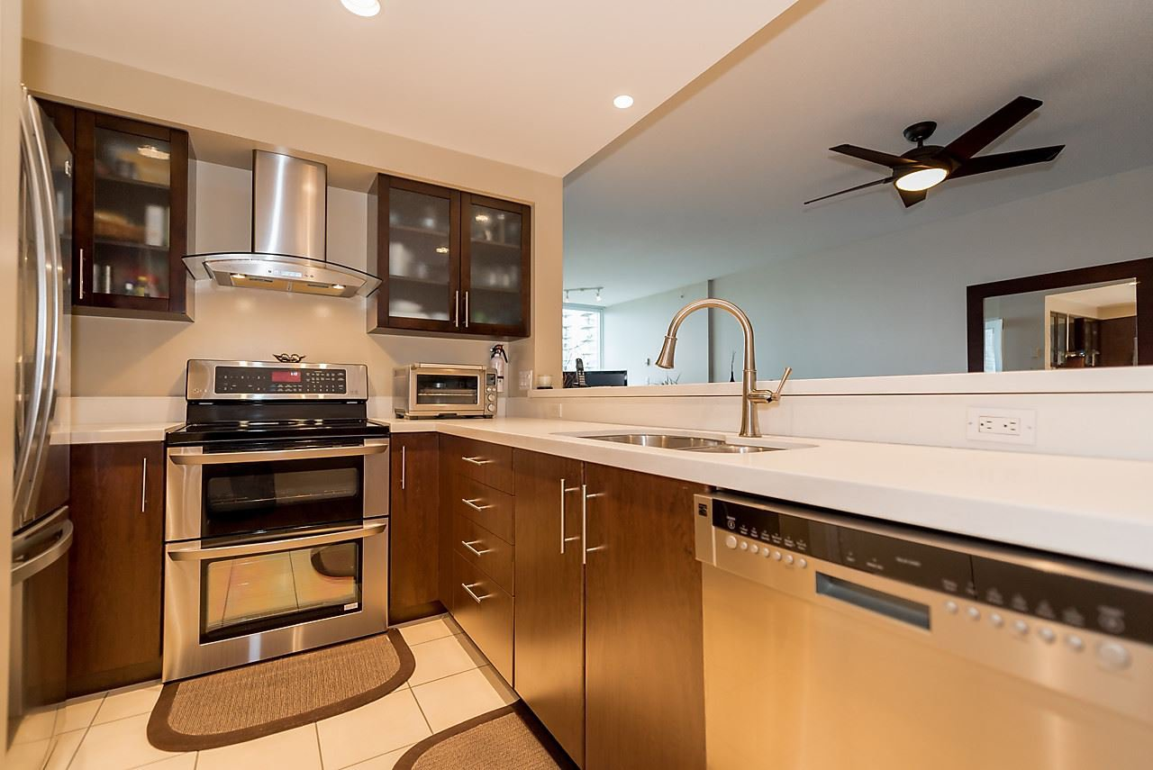 Photo 4: Photos: 706 189 NATIONAL AVENUE in Vancouver: Mount Pleasant VE Condo for sale (Vancouver East)  : MLS®# R2119151
