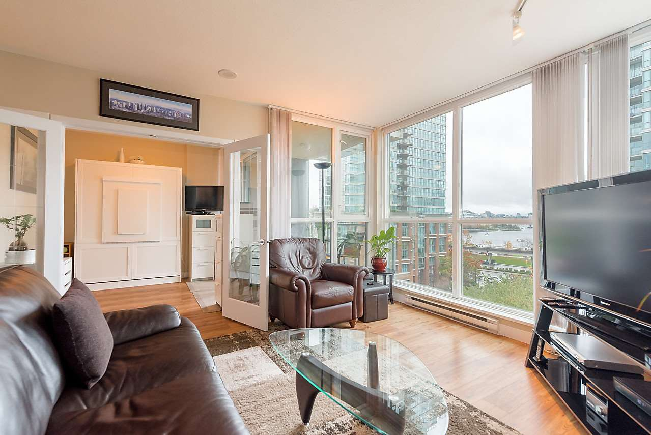 Photo 12: Photos: 706 189 NATIONAL AVENUE in Vancouver: Mount Pleasant VE Condo for sale (Vancouver East)  : MLS®# R2119151