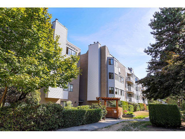 Main Photo: # 101 9584 MANCHESTER DR in Burnaby: Cariboo Condo for sale (Burnaby North)  : MLS®# V1137047