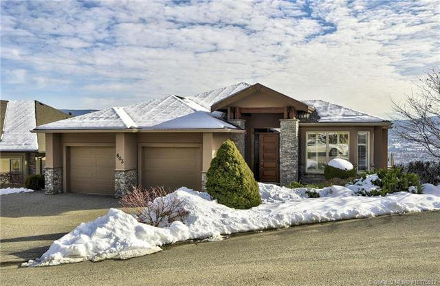 Main Photo: 603 Selkirk Court, in Kelowna: House for sale : MLS®# 10175512