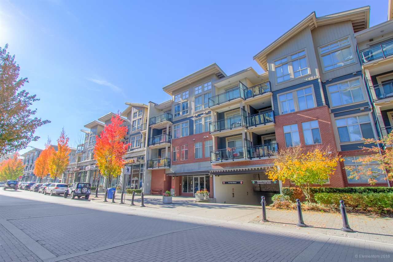 Main Photo: 419 101 MORRISSEY ROAD in : Port Moody Centre Condo for sale : MLS®# R2317157