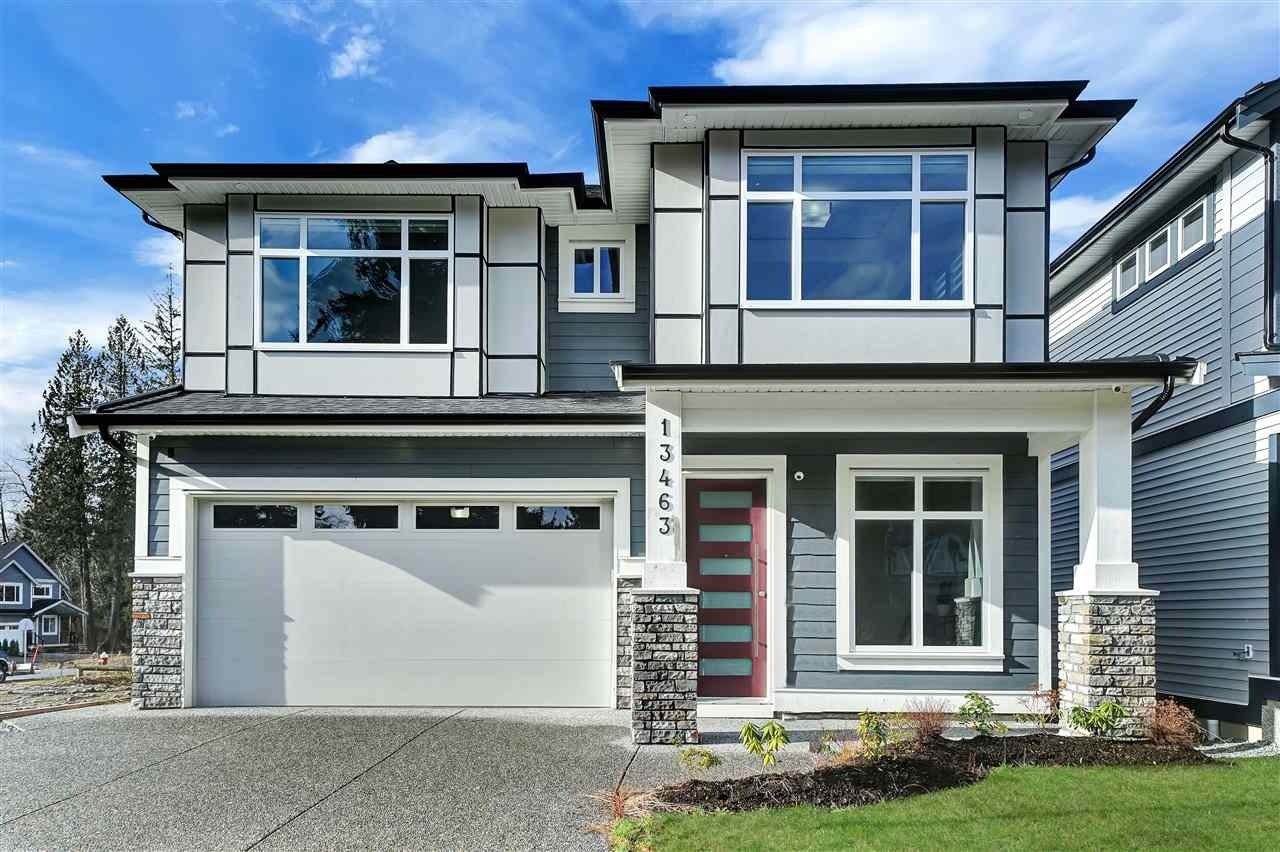 Main Photo: 13463 231A Street in Maple Ridge: Silver Valley House for sale : MLS®# R2433137