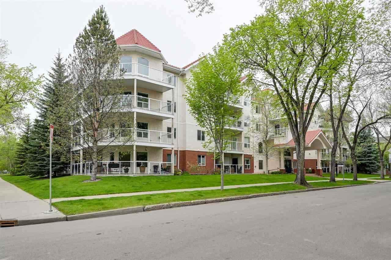Main Photo: 212 10308 114 Street in Edmonton: Zone 12 Condo for sale : MLS®# E4205172