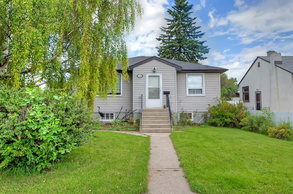 Main Photo: 504 22 Avenue NE in Calgary: Winston Heights/Mountview Detached for sale : MLS®# A1013457
