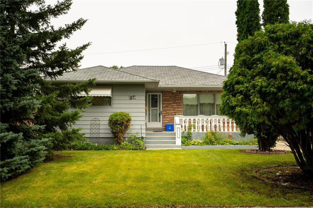 Main Photo: 87 Coralberry Avenue in Winnipeg: Garden City Residential for sale (4G)  : MLS®# 202020800