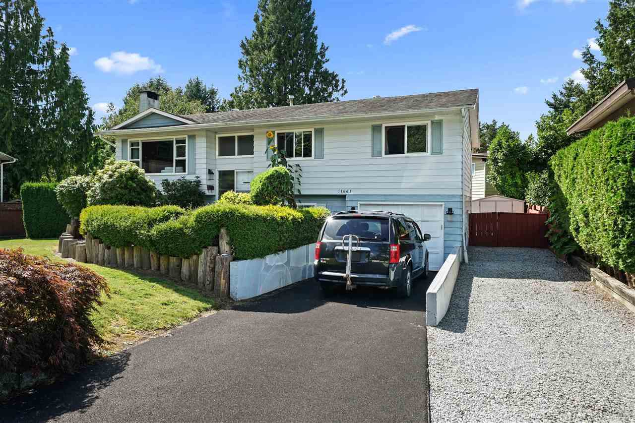 Main Photo: 11661 FRASERVIEW Street in Maple Ridge: Southwest Maple Ridge House for sale : MLS®# R2490419