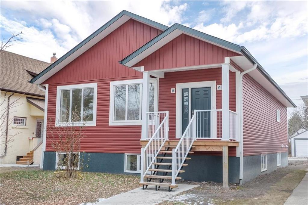Main Photo: 118 Harvard Avenue in Winnipeg: West Transcona Residential for sale (3L)  : MLS®# 202026233