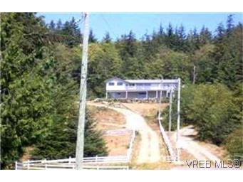 Main Photo:  in SOOKE: Sk West Coast Rd House for sale (Sooke)  : MLS®# 357206