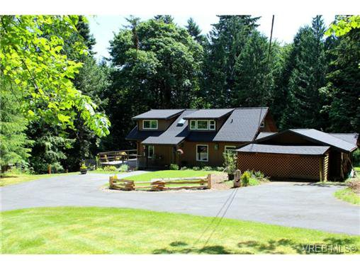 Main Photo: 131 Forest Hill Pl in SALT SPRING ISLAND: GI Salt Spring House for sale (Gulf Islands)  : MLS®# 617050