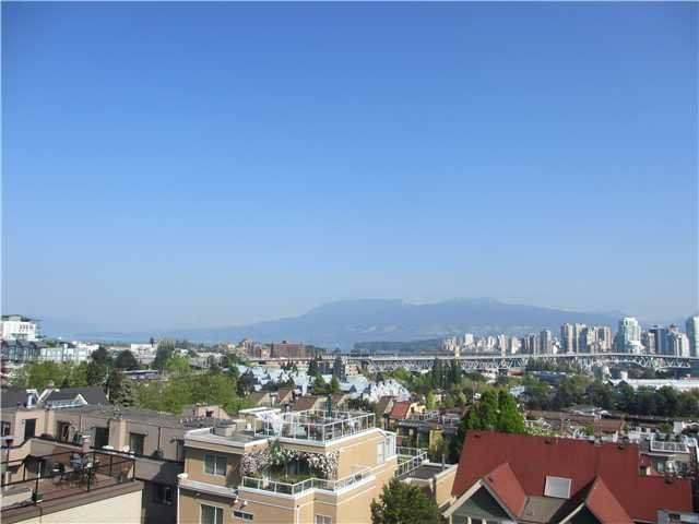 Main Photo: 18 1263 W 8th Avenue in Vancouver: Condo for sale : MLS®# v1015022