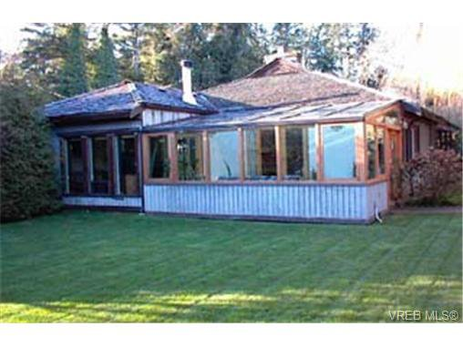 Main Photo: 1929 Billings Rd in SOOKE: Sk Billings Spit House for sale (Sooke)  : MLS®# 282466