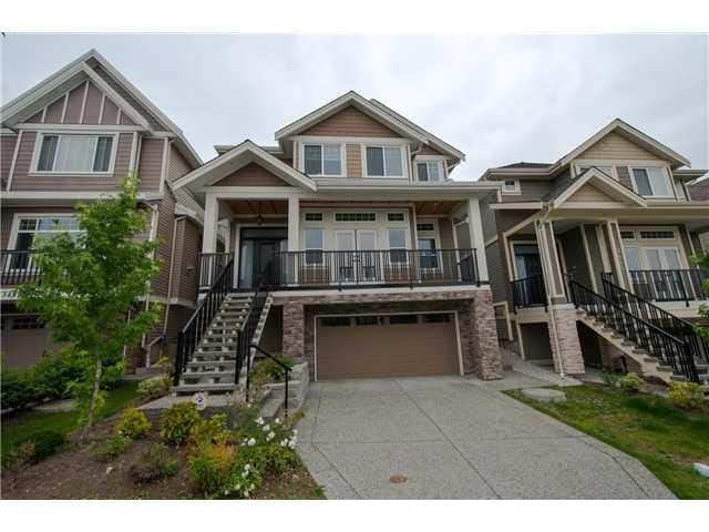 Main Photo: 3443 GISLASON Avenue in Coquitlam: Burke Mountain House for sale : MLS®# V1074568