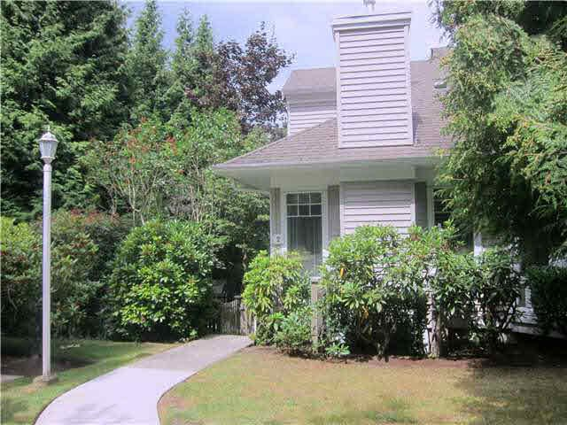 Main Photo: 2 7500 Cumberland Street in Burnaby: Townhouse for sale (Burnaby East)  : MLS®# V1135476