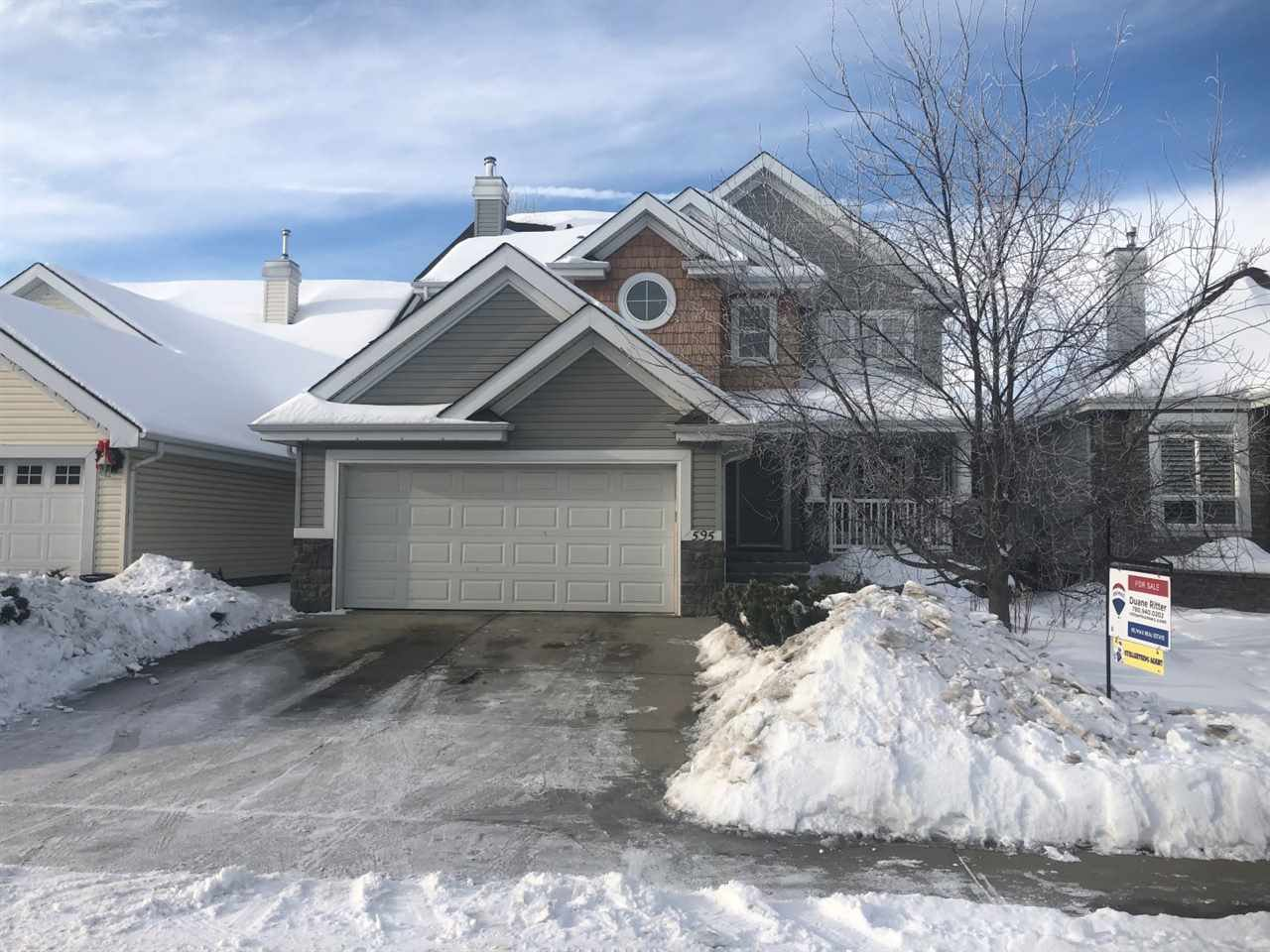 Main Photo:  in Edmonton: Zone 53 House for sale : MLS®# E4181659