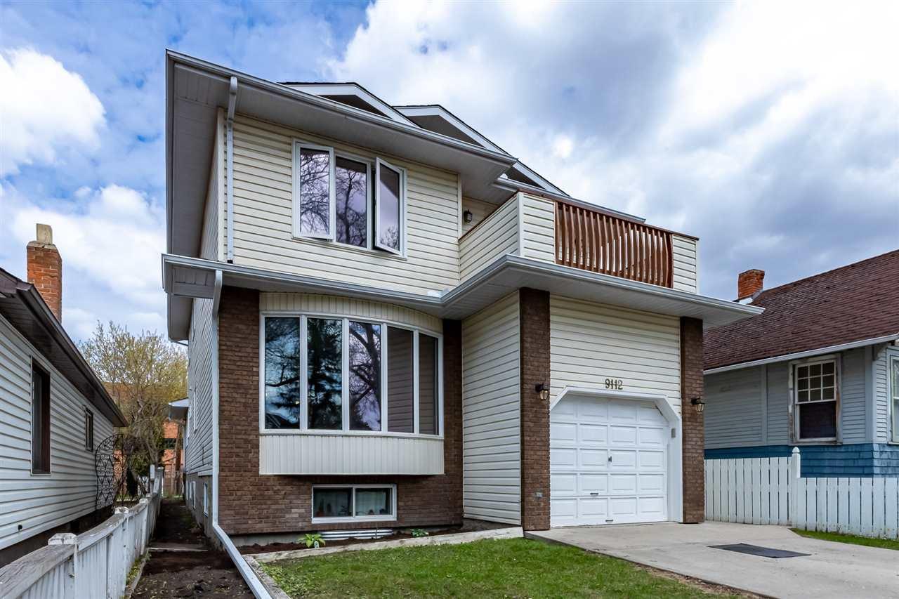 Main Photo: 9112 81 Avenue in Edmonton: Zone 17 House for sale : MLS®# E4197672