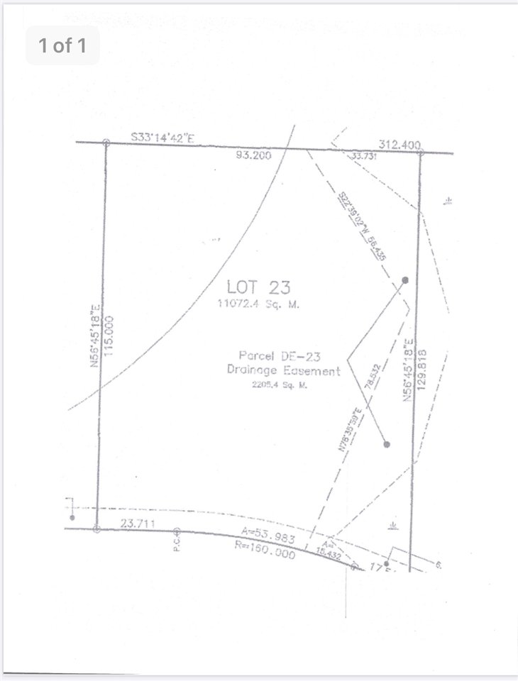 Main Photo: Lot 23 Morning Breeze Drive in Mount Uniacke: 105-East Hants/Colchester West Vacant Land for sale (Halifax-Dartmouth)  : MLS®# 202014355