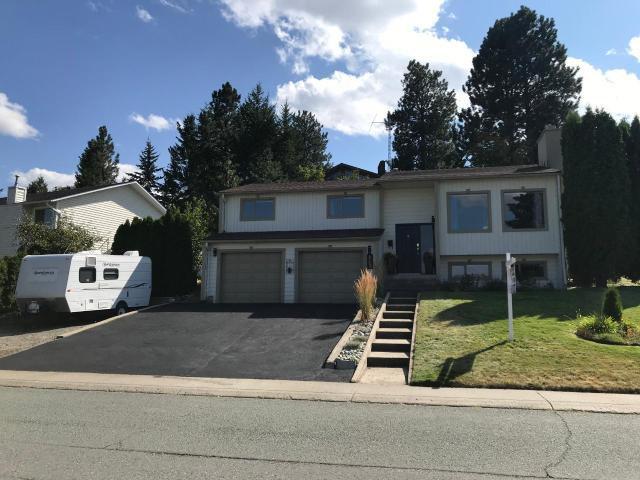 Main Photo: 413 GLENEAGLES DRIVE in Kamloops: Sahali House for sale : MLS®# 158021