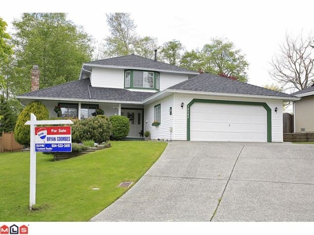 Main Photo: 18049 63RD Avenue in Surrey: Cloverdale BC House for sale (Cloverdale)  : MLS®# F1211606