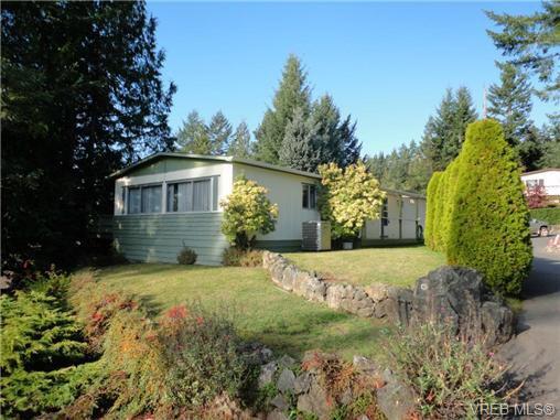 Main Photo: 78 5838 Blythwood Rd in SOOKE: Sk Saseenos Manufactured Home for sale (Sooke)  : MLS®# 623375