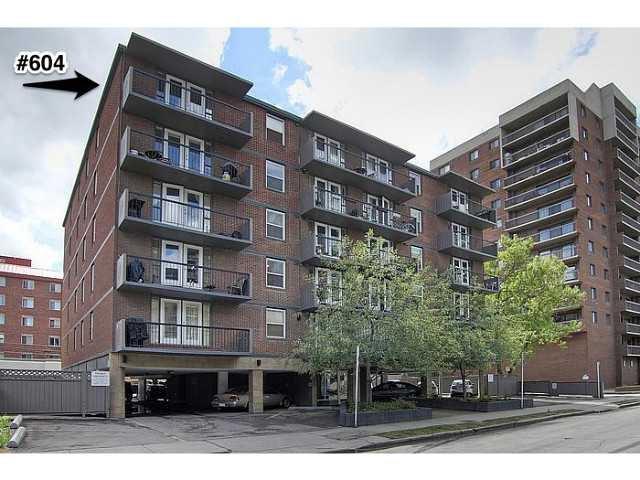 Main Photo: 604 605 14 Avenue SW in CALGARY: Connaught Condo for sale (Calgary)  : MLS®# C3570857