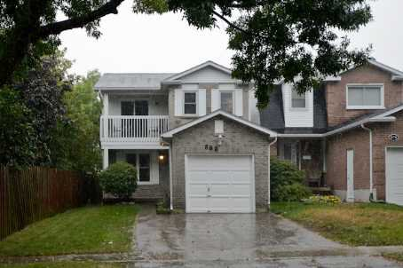 Main Photo: 868 Attersley Drive in Oshawa: Freehold for sale