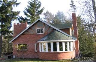 Main Photo:  in SHAWNIGAN LAKE: ML Shawnigan House for sale (Malahat & Area)  : MLS®# 359324