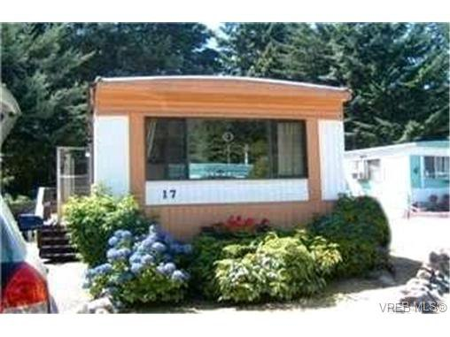 Main Photo:  in VICTORIA: La Goldstream Manufactured Home for sale (Langford)  : MLS®# 407575