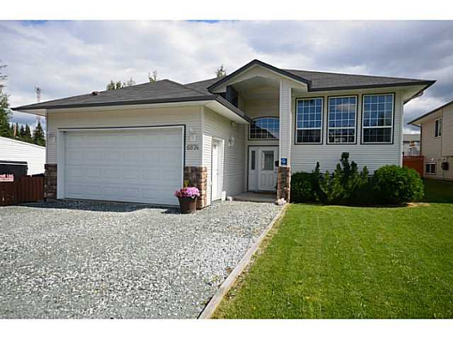 Main Photo: 6874 EUGENE Road in Prince George: Lafreniere House for sale (PG City South (Zone 74))  : MLS®# N238839