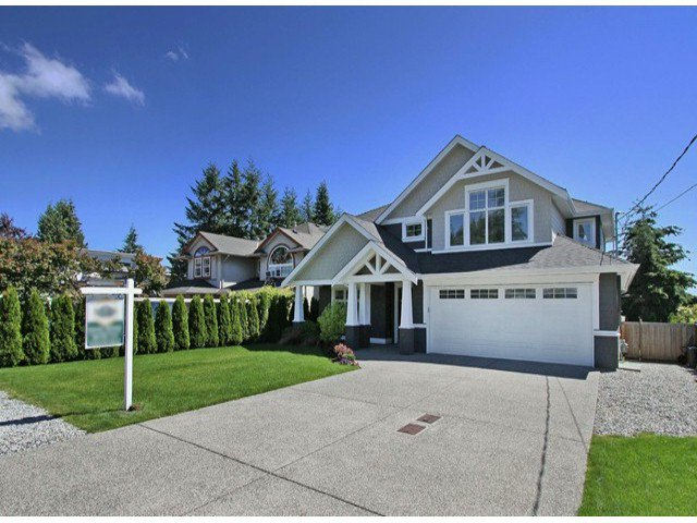 Main Photo: 1672 156A Street in Surrey: King George Corridor House for sale (South Surrey White Rock)  : MLS®# F1417254