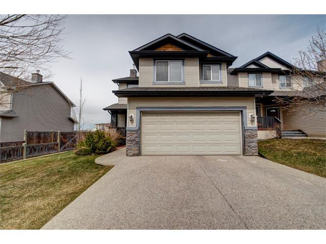 Main Photo: 208 HIDDEN CREEK RD NW in Calgary: Hanson Ranch Detached for sale : MLS®# C4007081