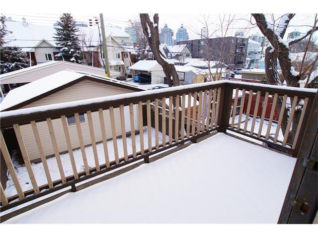Photo 41: Photos: 1005 1 AV NW in Calgary: Sunnyside House for sale : MLS®# C4042882