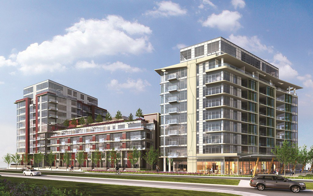 Main Photo: #803 - 38 W. 1st Ave, in Vancouver: False Creek Condo for sale (Vancouver West)