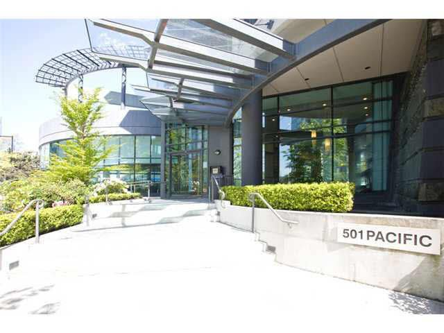 Main Photo: 1508 501 PACIFIC STREET in : Downtown VW Condo for sale : MLS®# V865213