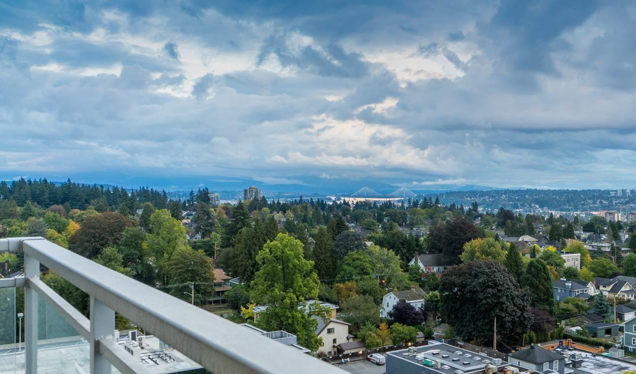 Main Photo: 1701 608 BELMONT Street in New Westminster: Uptown NW Condo for sale : MLS®# R2429223