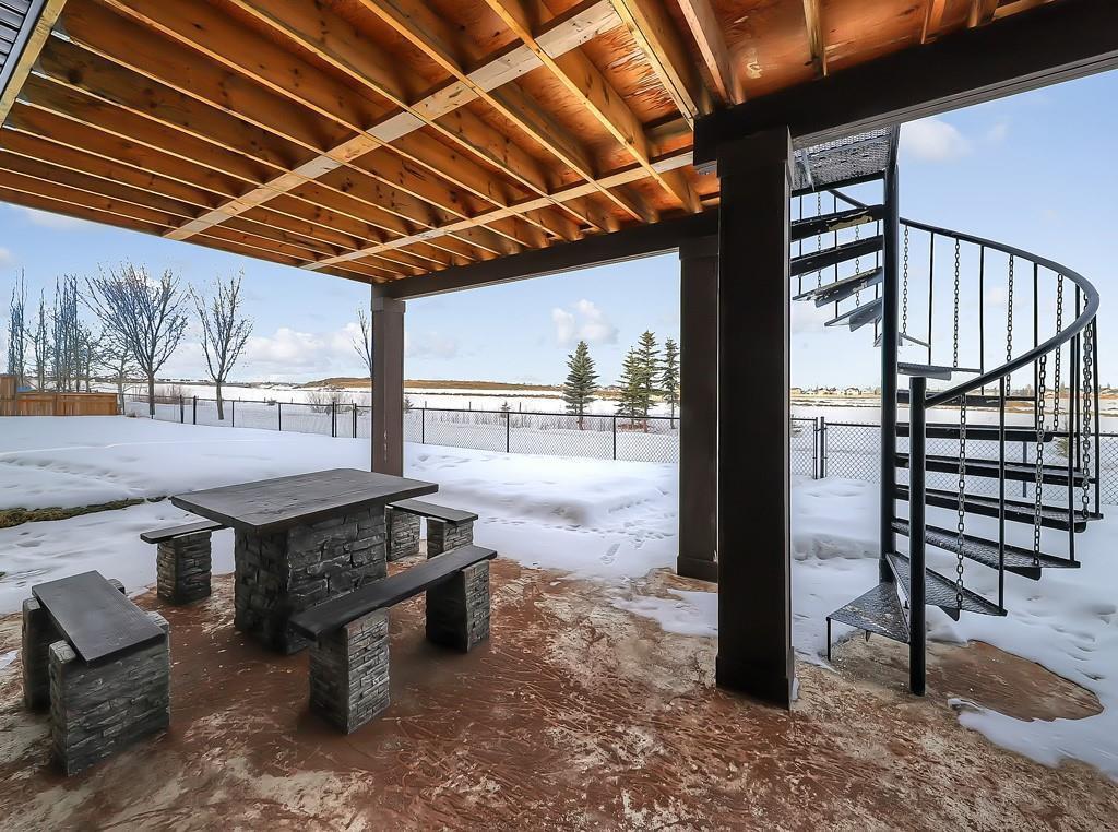 Photo 35: Photos: 88 SILVERADO SKIES Manor SW in Calgary: Silverado Detached for sale : MLS®# C4284584