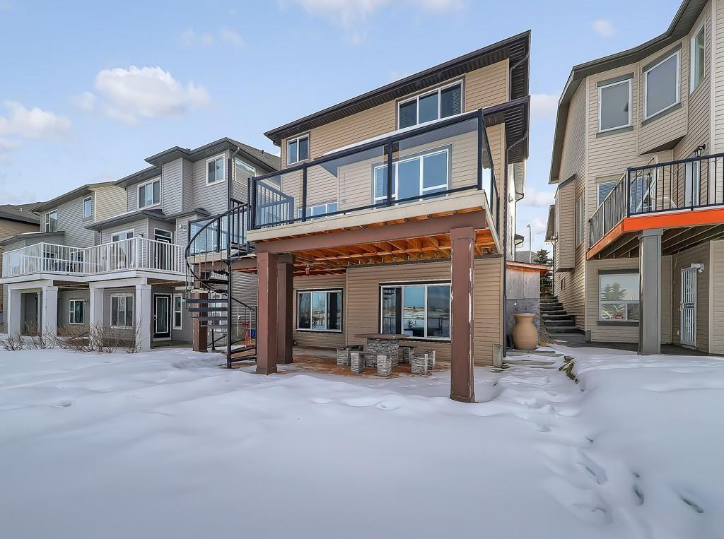 Photo 34: Photos: 88 SILVERADO SKIES Manor SW in Calgary: Silverado Detached for sale : MLS®# C4284584